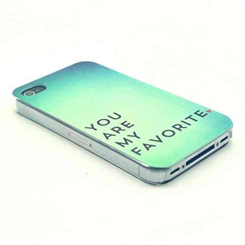 Iphone 4s Dur Coque Etui,Yaobai-Coque de protection en PC pour Apple Iphone 4 4s Etui Hard case cover housse