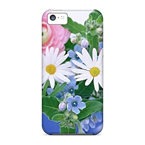 Hot Morning Blossoms First Grade Tpu Phone Case For Iphone 5c Case Cover