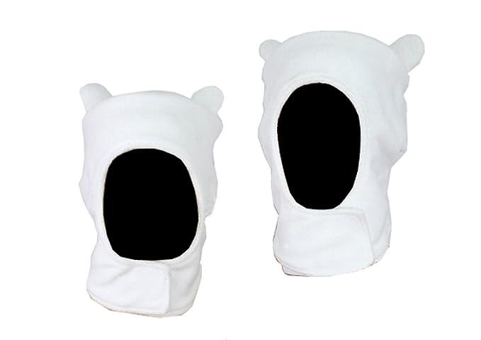 df5cc807c7b Adventure Time Finn Pilot Winter White Cap Hat Fleece  Amazon.ca ...