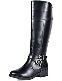 Women S Knee High Boots Amazon Com