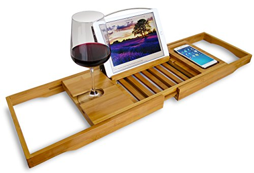 Bathtub Reading Organizer Extending Viventive product image