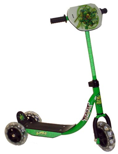 Amazon.com: Ninja Turtles 3-Wheel Scooter: Sports & Outdoors