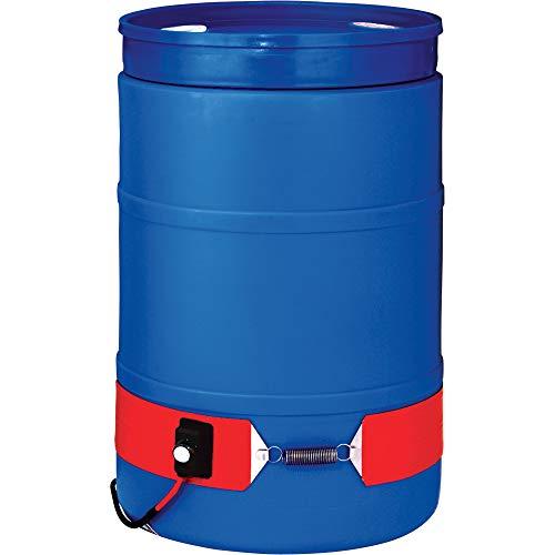 BriskHeat Plastic Drum Heater - 30-Gallon, 250
