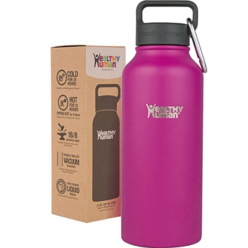 healthy-human-32-oz-water-bottle-cold-24-hrs-hot-12-hrs-4-sizes-12-colors-double-walled-vacuum-insul