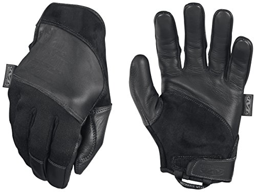 Mechanix Wear - Tactical Specialty Tempest Flame Resistant Gloves (Medium, Black) - Flame Resistant Wear