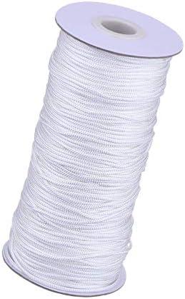 Jardinage Plante et Les travaux manuels Lvcky 99,7/m//Rouleau Blanc tress/é Lift Abat-Jour Abat-Jour Cordon pour Store en Aluminium 1,0/mm