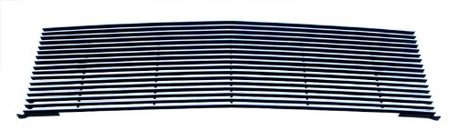 84 85 86 Gmc Van - MaxMate Fits 81-87 Chevy Blazer/C/K Pickup/Fullsize Van/Suburban GMC C/K Pickup/Jimmy Replacement Upper 1PC Horizontal Billet Polished Aluminum Grille Grill Insert