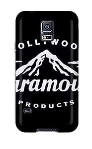 ZippyDoritEduard Snap On Hard Case Cover Paramount Logo Protector For Galaxy S5