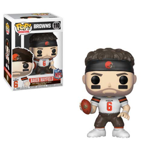 Funko Pop NFL: Draft - Baker Mayfield Vinyl - Pop Football