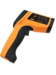 MeMeDa GM1350 Handheld Non-contact Laser Digital Far Infrared Thermometer Gun (Range: (0~2462℉) / (-18 ~ 1350℃) Multiple Choices Metallurgy Special Professional