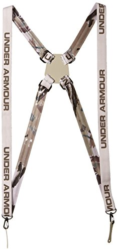 Under Armour Men's Bino Harness, Highland Buff/Hearthstone, One Size