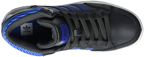 adidas Varial Mid, Zapatillas de Skateboarding para Hombre Gris (Dgh Solid Grey/blue/ftwr White)