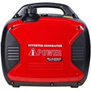 2000 Watt CARB Portable Gasoline Generator