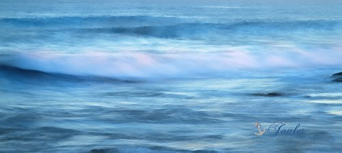Fine Art Canvas ~ Cool Waves ~ Watch Hill ~ Westerly, RI
