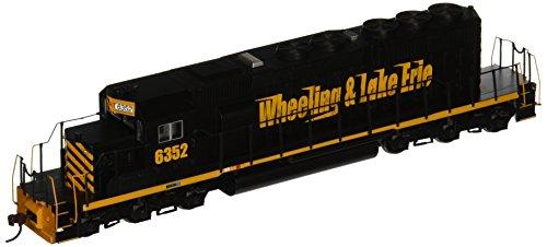 Gp40 Diesel Locomotive - Bachmann Industries Wheeling & Lake Erie EMD SD 40-2 Diesel Locomotive