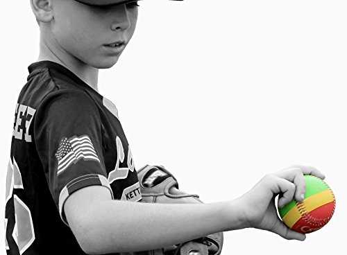 SWINGRAIL Throwing Mechanics Training Baseball for Teaching Proper Throwing (Proper Training)