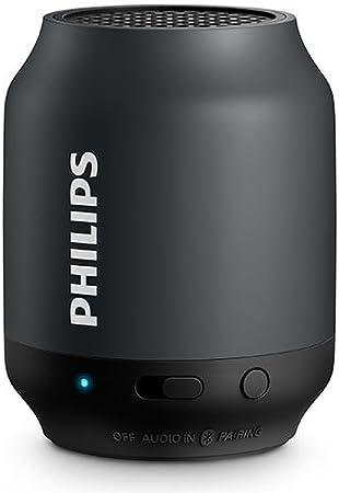 Philips BT50B//37 Wireless Portable Bluetooth Speaker