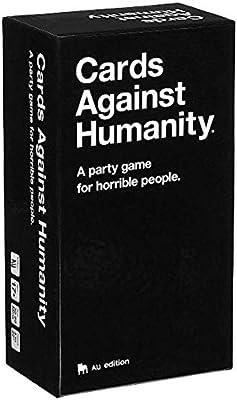 EDK Naipes contra la Humanidad - Juegos de Mesa para Adultos: AU ...