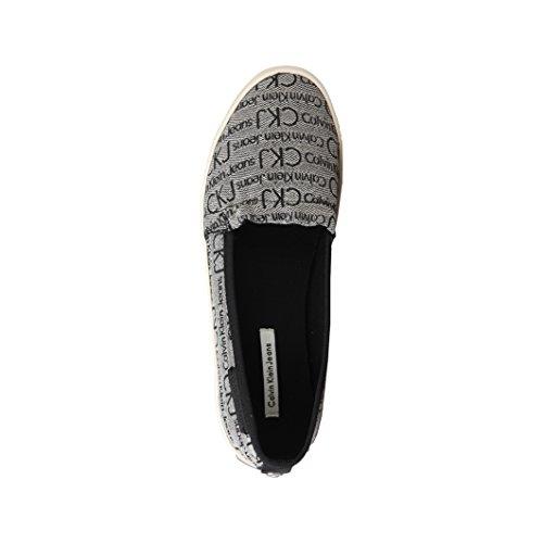 ballerines Calvin Klein Gris chaussures - R8539GRI - 36