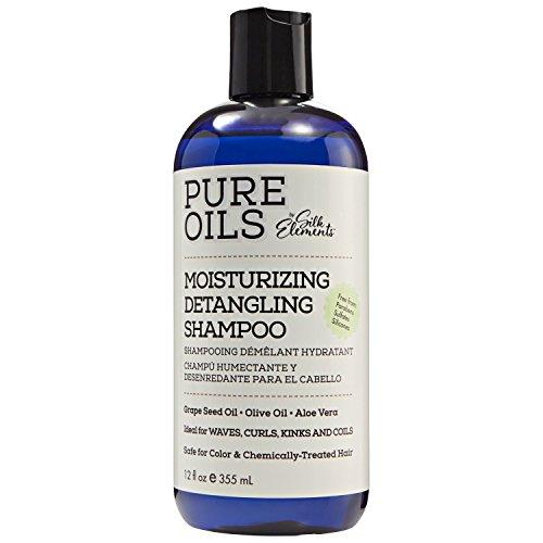 Pure Oils Moisturizing Detangling Shampoo,12fl.OZ(355 ml)