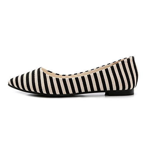 mati Ballerines chaussure plate SOIXANTE femme wqnIxZzxO