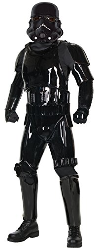Rubie's Adult Star Wars Supreme Edition Costume, Shadow Trooper, Standard