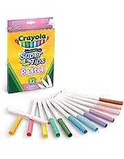 Crayola SuperTips Wasbare Vilt Tip