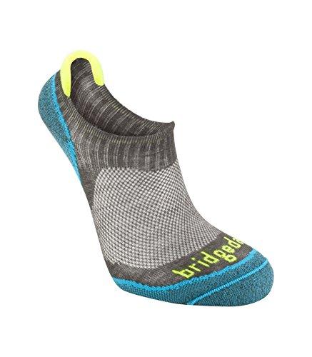 Bridgedale Women's Na-Kd Socks, Grey, Medium