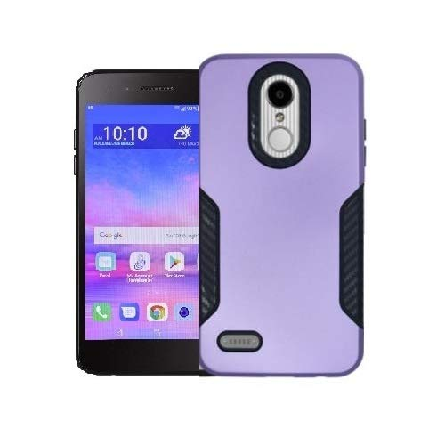 sale retailer f44f6 94006 LG Rebel 4 Case, LG (Rebel 4) 4G LTE Case, AT&T Prepaid LG Phoenix 4 Case,  Phone Case for Straight Talk LG Rebel 4 Prepaid Smartphone, Dual Layer Hard  ...
