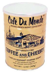 Cafe Du Mond Coffee N Chicory Decaf by Cafe Du Mond