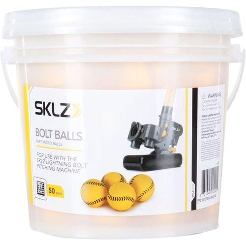 Balls Bolt - SKLZ Bolt Ball Bucket 50-Count