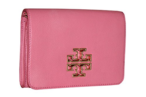 Cosmo Combo Tory Burch Bag Leather Pebbled Britten Crossbody xPWfBqwHC