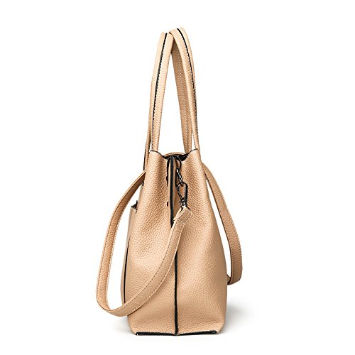 Large Leather Bag Women's Ladies Casual Tote Pu Bags Handle B Top Handbag Crossbody Fashion Shoulder gFnxUpd
