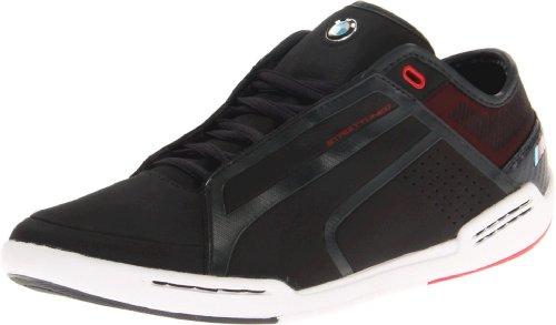 Puma Mens Street Tuneo Low BMW Sneaker Phantom Black/White JJZV3n9cL