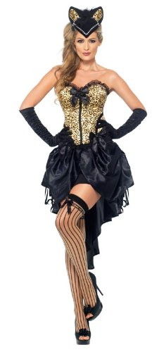Smiffy's Burlesque Kitty Costume