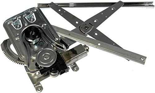 Dorman 741-555 Front Passenger Side Power Window Regulator and Motor Assembly for Select Chrysler / Dodge Models