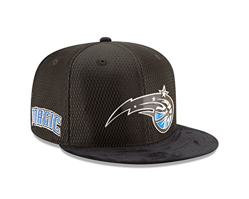 - Orlando Magic New Era 2017 NBA Draft Official 9FIFTY Snapback Hat -Black