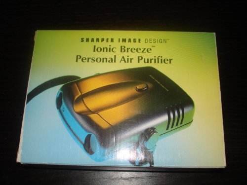Sharper Image Personal Ionic Breeze Air Purifier SI636