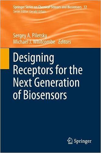 Book Designing Receptors for the Next Generation of Biosensors (Springer Series on Chemical Sensors and Biosensors)