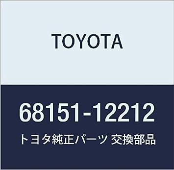 Genuine Toyota 68275-35020 Door Glass Run