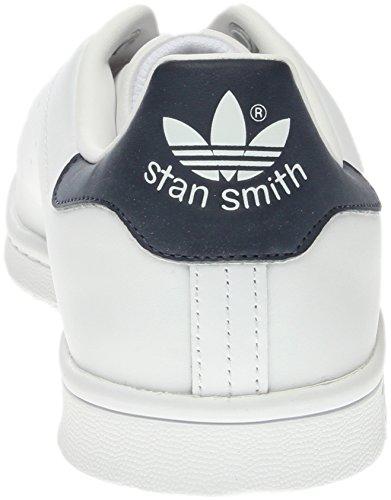 new Navy running Blanc Stan Homme White Chaussures running Smith White Adidas zRqawCvv