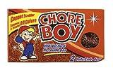 Chore Boy 00215 2CT Copper Chore Boy Scrubbers 2 Count