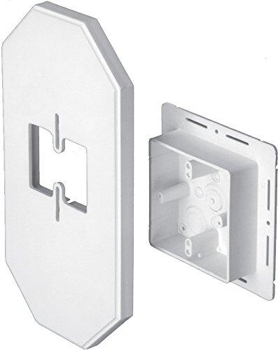 UPC 018997241689, Arlington 8091FDBL Plastic Siding Device Box