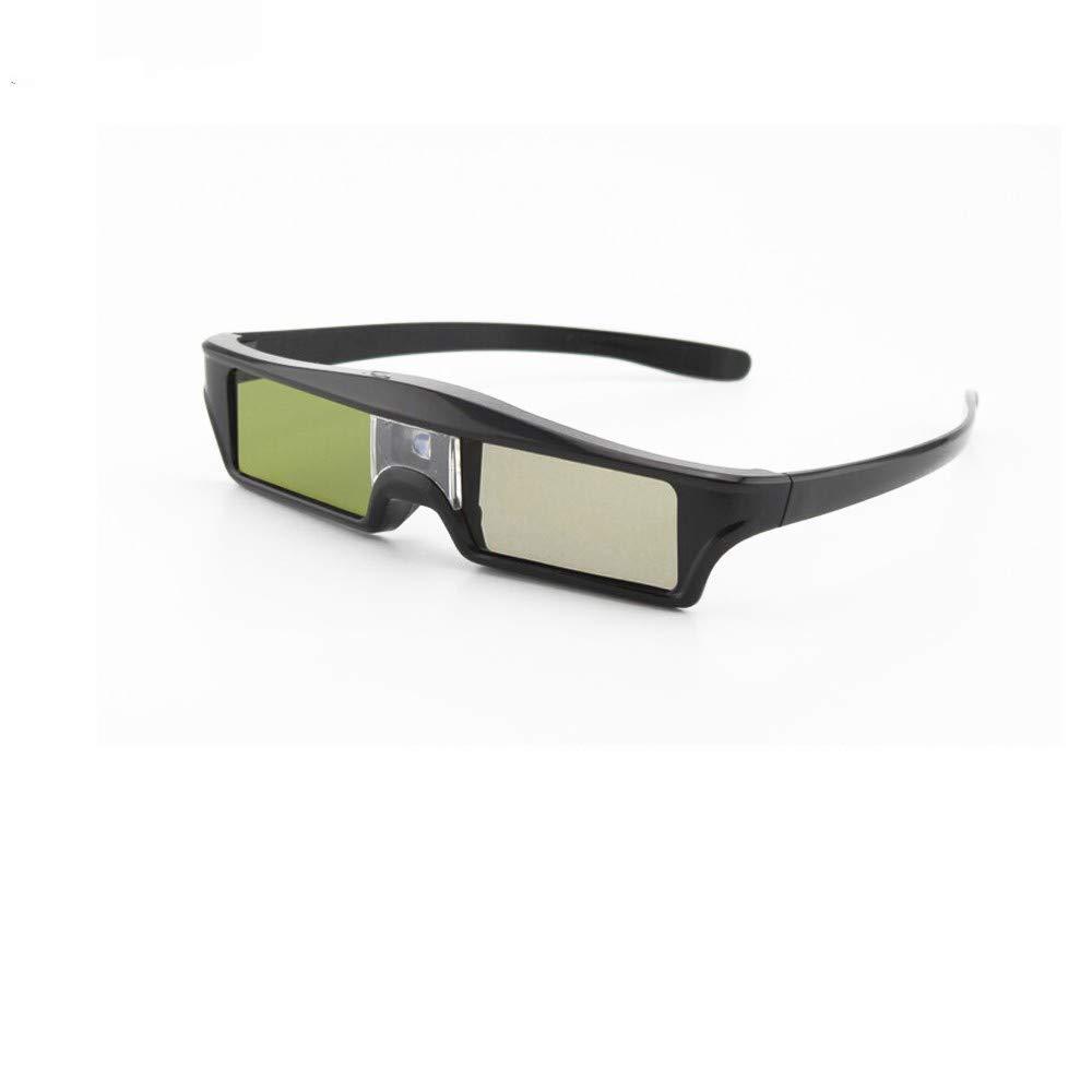 Gafas 3DMitoot 4 Piezas Gafas de Obturador Activo Gafas 3D Dlp ...