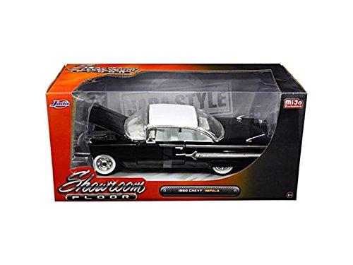 1960 Chevrolet Impala Black
