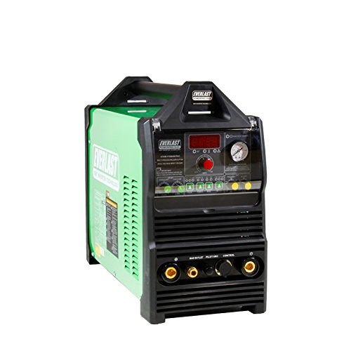 2019 Everlast PowerPro 164Si 160a Tig Stick Pulse 40am plasma cutter 110v/220v Multi Process Welder