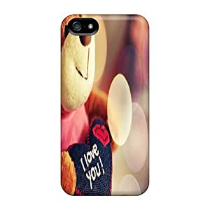 Awesome Design I Love You Hard Case Cover For Iphone 5/5s