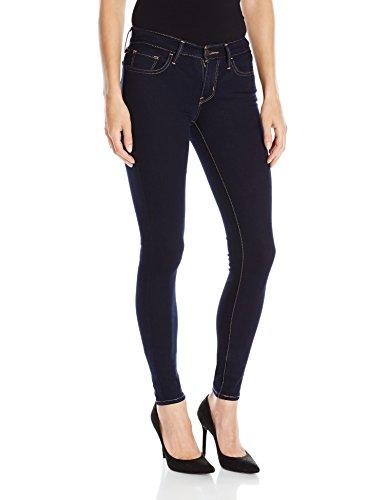 Levi's Women's 710 Super Skinny Jean, Dusk Rinse, 33 (US 16) R