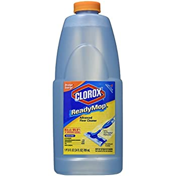 Amazon Com Clorox Ready Mop Refill Energy Orange 24