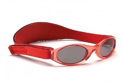 BabyBanz BB001 Unisex - Baby Babykleidung/ Accessoires/ Sonnenbrillen Gr. One Size Rot (Rot) (Rot) Bonsana AG